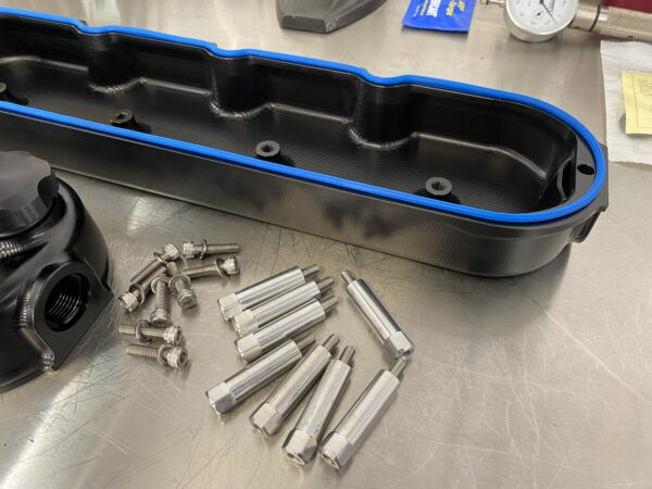ACE Racing Engines LS billet valve covers