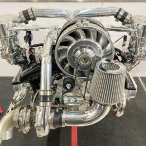 Aircooled VW Turbo Engines