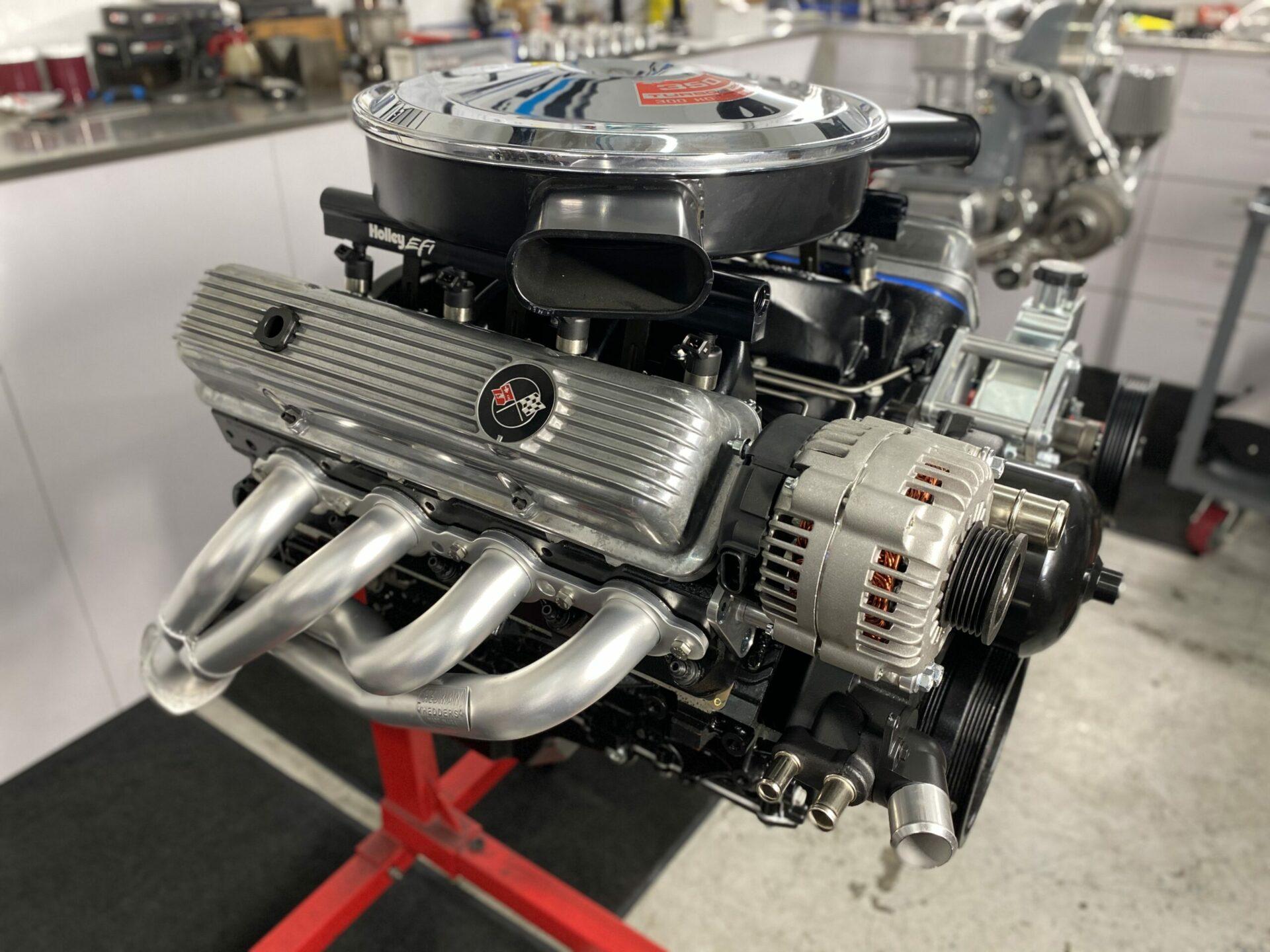 600hp LS3 Turnkey crate engine