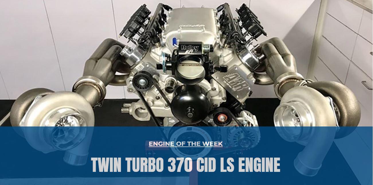 Engine Builder Magazine LS engine