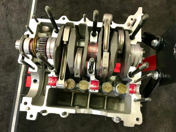 2276cc Aircooled VW Turnkey Engine