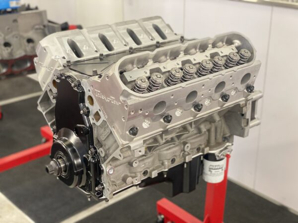 LC9 LS Turbo motor