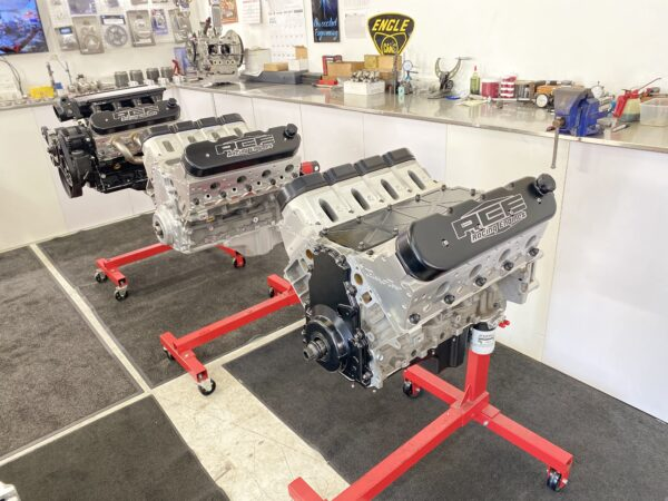 ACE Racing Engines LS Engine builder