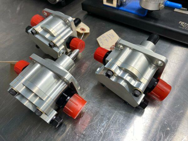 Dailey VW oil pump