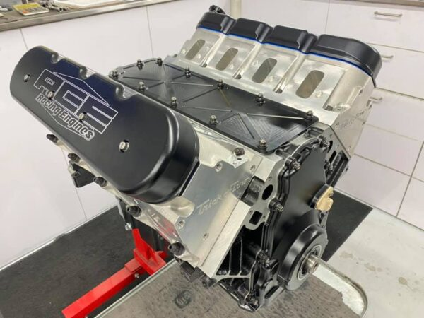 1000hp - 1200hp drag race engine
