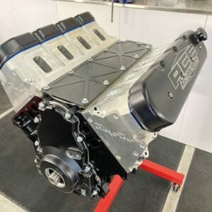 Drag race LS engine