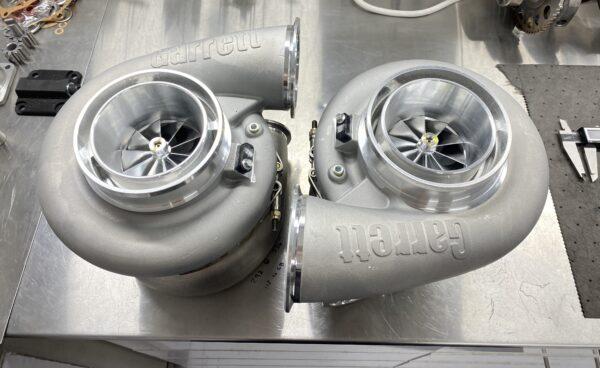 Garrett G42-1450 Turbos