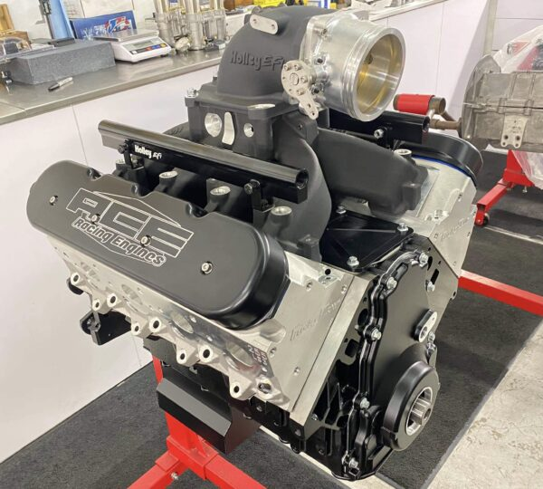 427ci Twin Turbo LS engine Package