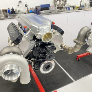 LSx Turnkey Engines