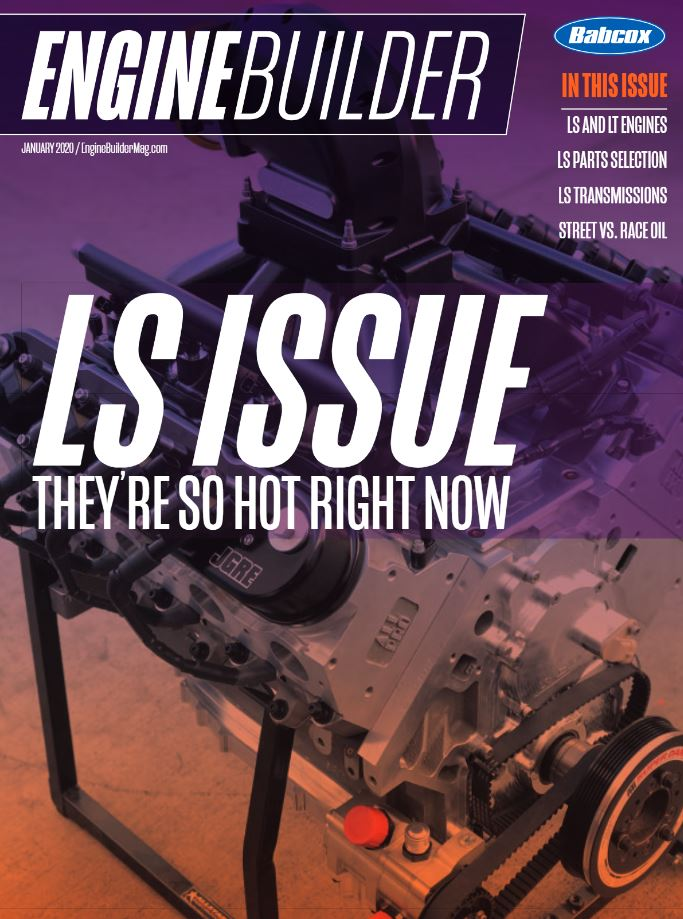 Drag Race Engine Builder Engine Builder magazine