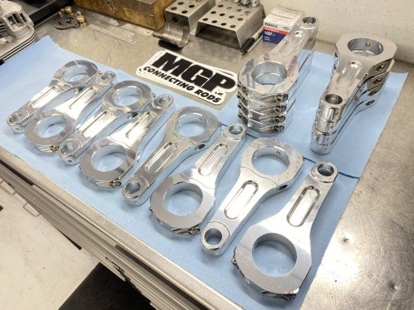 MGP Billet Aluminum Connecting Rods