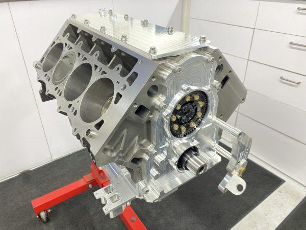 2500hp Aluminum LS Next Engine