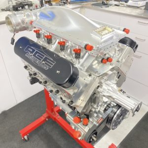 2500hp Twin turbo LS Engine
